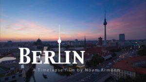 Timelapse: Berlino 2015