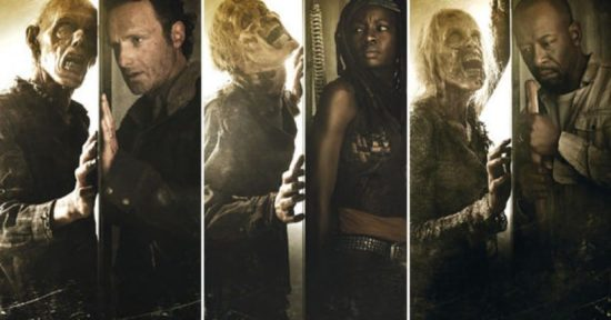 The Walking Dead: The first four minutes, the 9. Sequence from the 6. Squadron