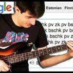 ¿Cómo que ver con la música Google Traductor