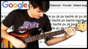 Wie man mit Google Translate Musik macht