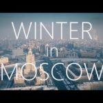 Winter in Moskau