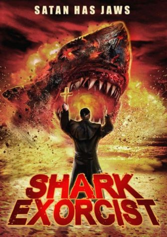 Shark Exorcist - Poster