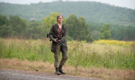 "Anteprima & quot; The Walking Dead"" Squadrone 6, Episodio 12 - Promo e Sneak Peak"