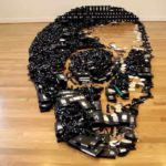 Anamorfisk Døde Media Skulls
