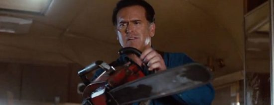 Ash vs. Evil Dead Season 2: First picture