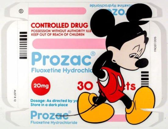 Ben Frosts subversive Medikamentenverpackungen