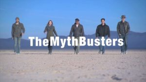 Bye, bye, MythBusters