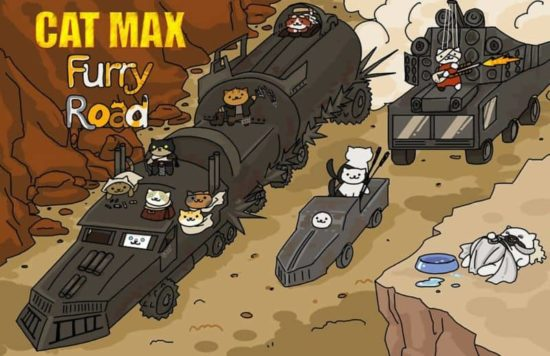 Cat Max: Furry Road