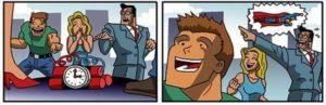 Die Abenteuer von Clark Kent - Heute: Clark und die Bombe