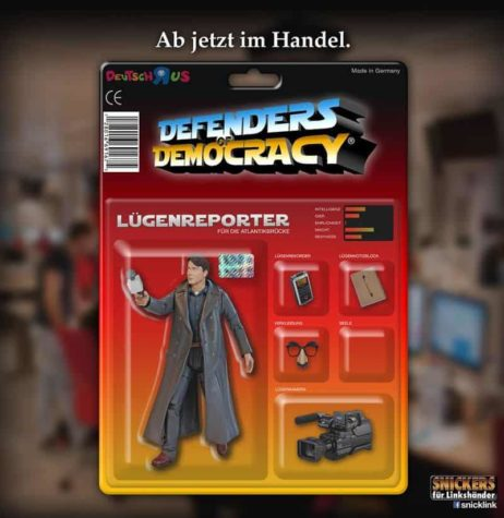 Defenders of Democracy