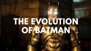 Kehitys Batman elokuvan ja television