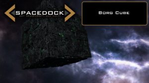The deadly efficiency of a Borg cube