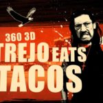 Eating Virtual Reality-Tacos With Danny Trejo