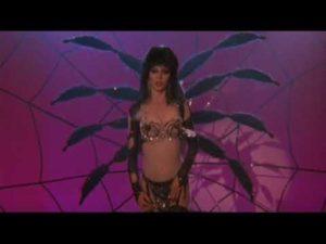 Elvira w Las Vegas
