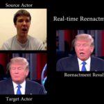 changer les expressions du visage en temps réel vidéo