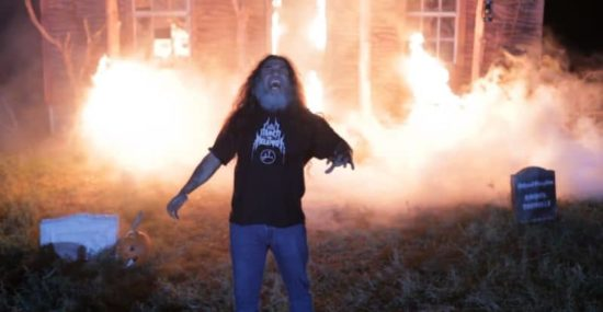Hairmetal Shotgun Zombie Massacre: The Movie - TRAILER