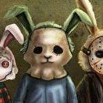 Happy Easter Horror Bunnies ♡
