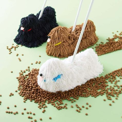 Pies mop