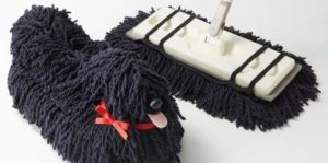 hund mopp
