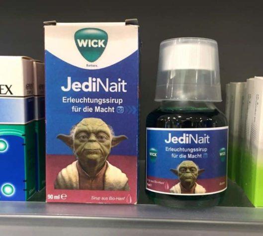 Wick Jedi Nait