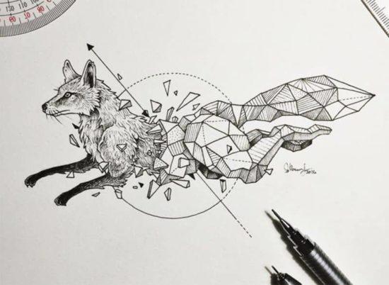 Kerby Rosanes geometriche Beasts