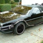 Knight Rider DeLorean: To legendariske biler i ett