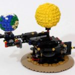 Planetary machine out of Lego