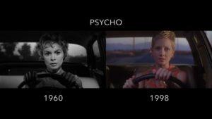 remakes: Cenas de refilmagem e original em comparação