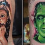 Movie Tattoos Rich Pineda