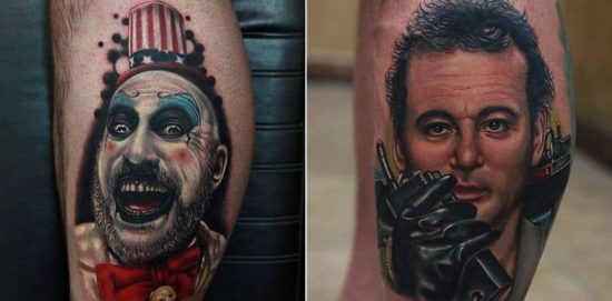 Film Tatouages ​​Rich Pineda
