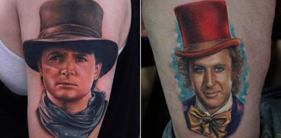 Filme Tattoos rico Pineda