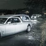 English undertaker company uses Rolls-Royce hearse