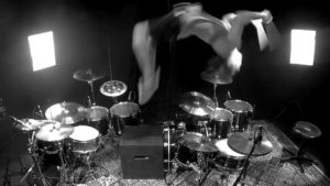 Backflip zaman drum solo