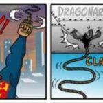 If Superman Batman's gadgets uses