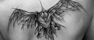 Tatuoitu Doodle by Inez Janiak
