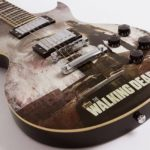 Huuliharppukostaja: The Walking Dead Gitarren