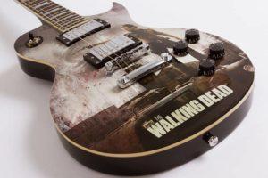 Spiel mir das Lied vom Tod: The Walking Dead Gitarren