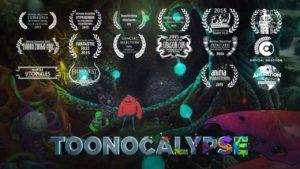 Toonocalypse: Angriff der Cartoon-Figuren