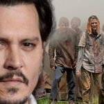 "Johnny Depp made a guest appearance in ""The Walking Dead"" Squadron 6"