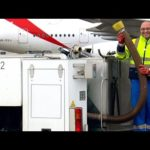 What actually happens to the toilet contents of aircraft?