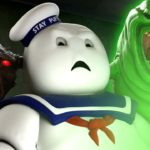 As the marshmallow man responds to the new Ghostbusters Trailer