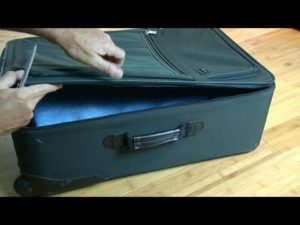 How to hack a suitcase