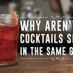 Why are different cocktail glasses?