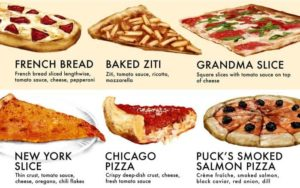 Did you know this 40 Types of pizza attempts?