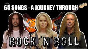 65 Rocksongs in fünf Minuten