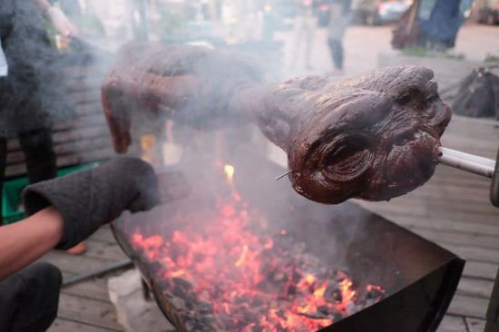 E.T. Barbecue