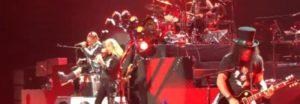 Guns N' Roses Reunion: 14 Videos der zwei Konzerte in Las Vegas, Gastauftritt von Sebastian Bach