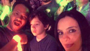 Autistischer Junge an seinem ersten Coldplay Konzert
