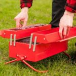 BBQ Toolbox: Mobile grill for real Handyman