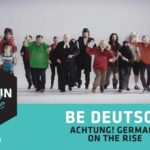 Be Deutsch! Attention! Germans on the rise! – Jan Böhmermann
